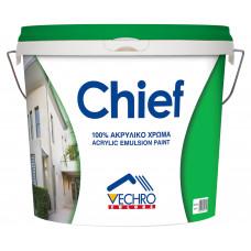 CHIEF акрилна - 3л Боя за боядисване на профили